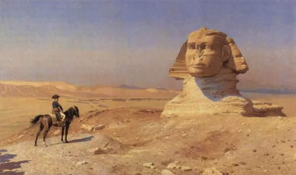 Netztraktat Napoleon Jean-Léon_Gérôme_